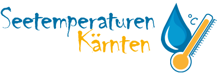 Temperaturen der Kärntner Seen